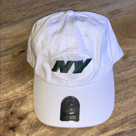Accessories - NY Jets Baseball Hat 7cffe66d1